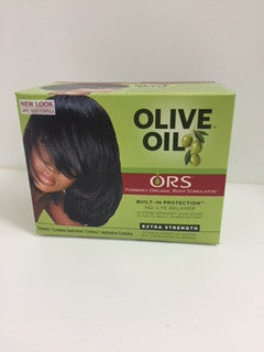 Organic Roots hair Relaxer bulk order 3pcs