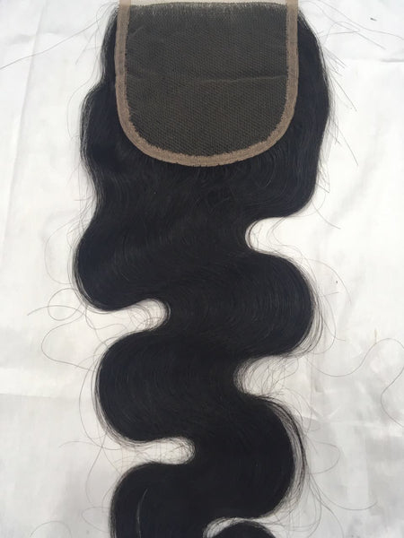 Deep wave closure 12""