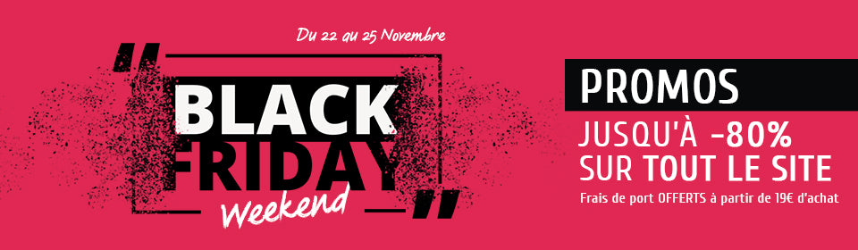 Black Friday Pharmacie Privée