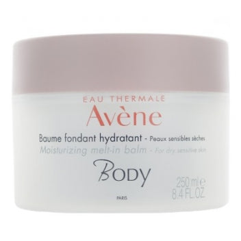 AVENE BODY Baume fondant hydratant Pot/250ml