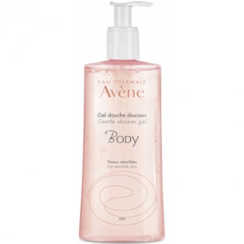 AVENE BODY Gel douche douceur Fl/500ml