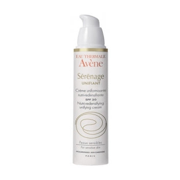 AVENE SERENAGE Unifiant crème uniformisante Fl pompe/40ml