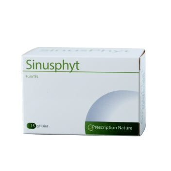 PRESCRIPTION NATURE SINUSPHYT Sinusite gélules /15
