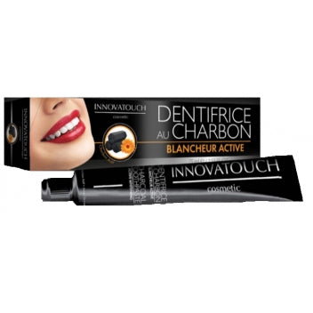 AGETI INNOVATOUCH Dentifrice au charbon Tube/75ml