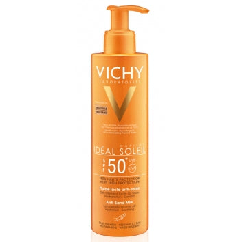 VICHY IDEAL SOLEIL Lait anti-sable IP50+ /200ml