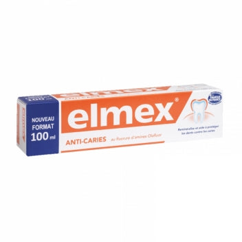 GABA ELMEX Dentifrice anti-caries Tube/100ml