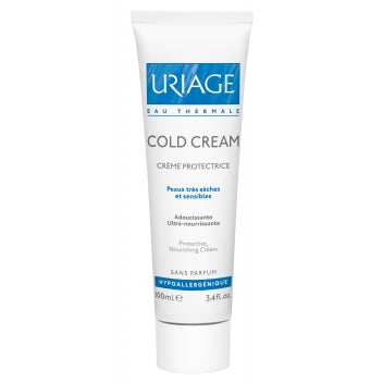 URIAGE COLD CREAM Crème Protectrice Tube/100ml