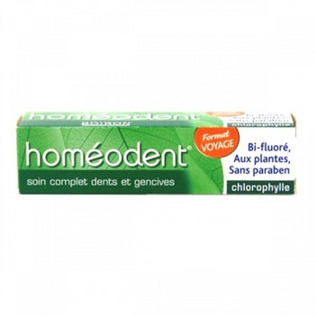 BOIRON HOMEODENT Soin complet Dentifrice chlorophylle Tube/25ml