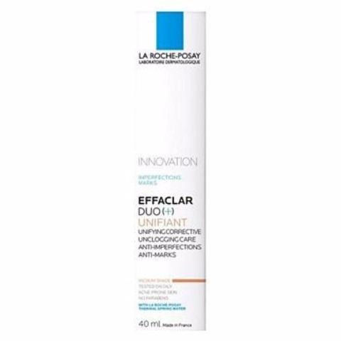 LA ROCHE POSAY - Effaclar DUO Unifiant médium /40ml