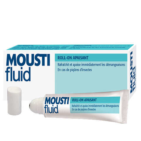 MOUSTIFLUID Roll-on apaisant Tube/15ml