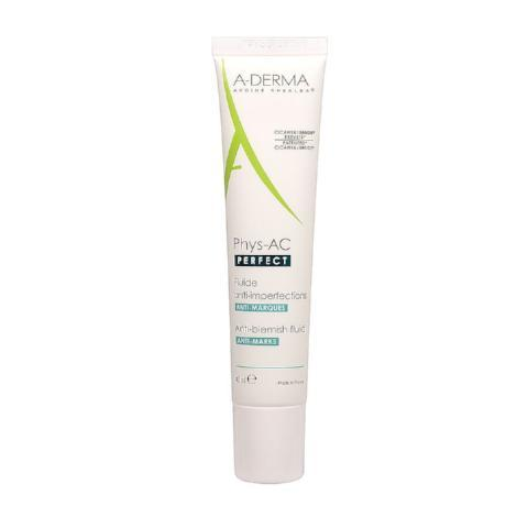 A-DERMA PHYS-AC PERFECT Fluide Anti-imperfections Fl/40ml