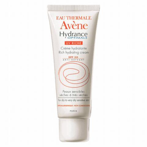 Avène HYDRANCE OPTIMALE UV Crème riche Tube/40ml