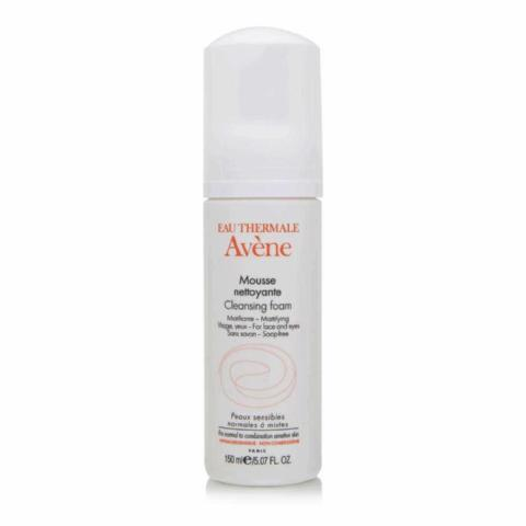 Avène DEMAQUILLANTS Mousse nettoyante 150ml