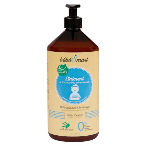 BEBE SMART Liniment oléo-calcaire 1L