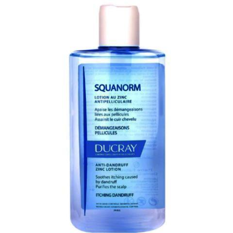 DUCRAY SQUANORM Lotion antipelliculaire zinc Fl/200ml