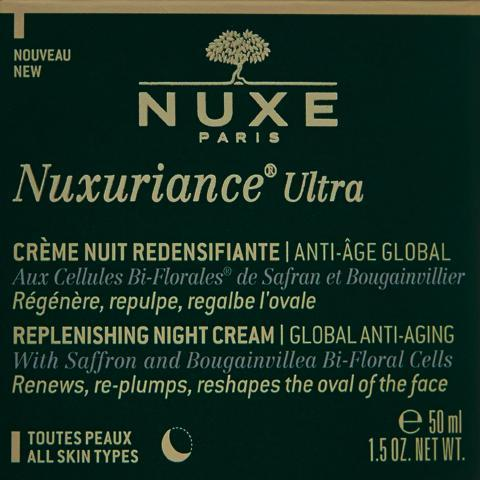 NUXE NUXURIANCE Crème redensifiante anti-âge nuit Pot/50ml