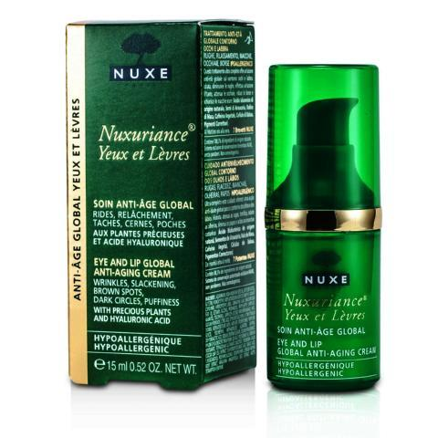 NUXE NUXURIANCE Soin anti-âge global yeux & lèvres Fl pompe/15ml