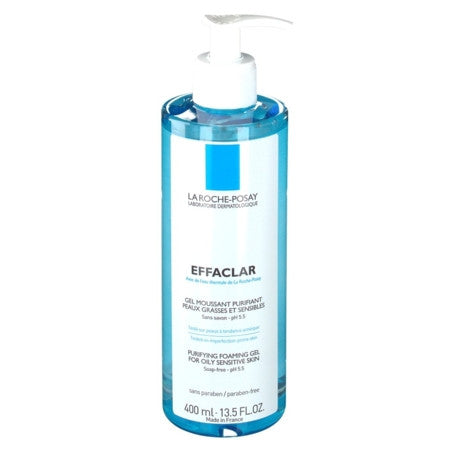 La Roche Posay - Effaclar Gel moussant purifiant Tube/200ml