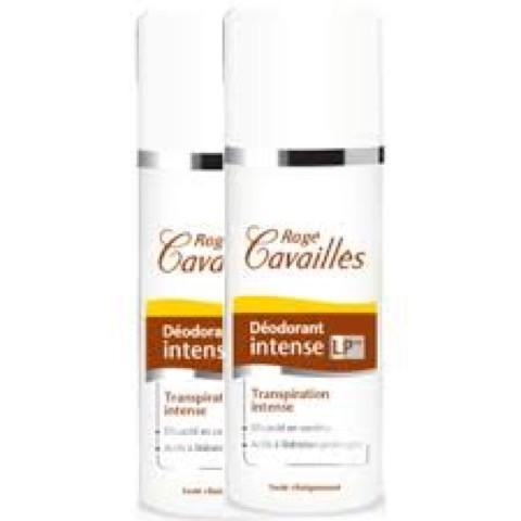 ROGE CAVAILLES DEO-SOIN Déodorant intense LP roll on 2x40ml