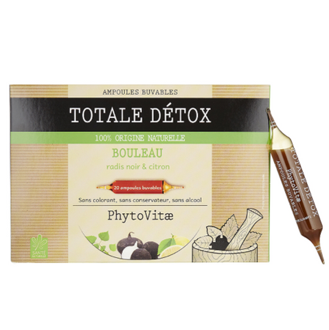 PHYTOVITAE AMPOULE  TOTALE DETOX
