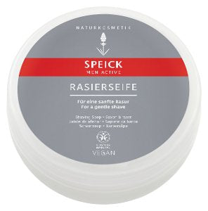 Speick Rasierseife 150g vegan Men active