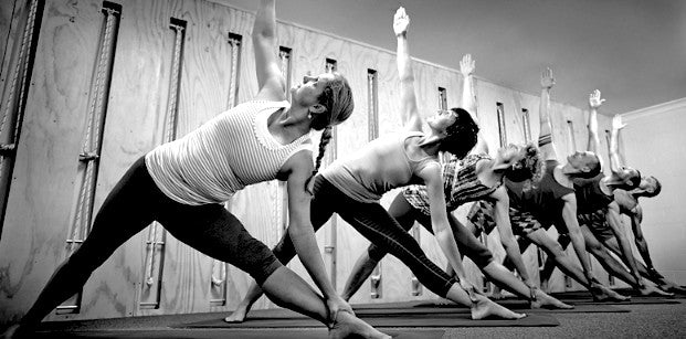 Eight positive improvements to look forward to when beginning to do yoga!