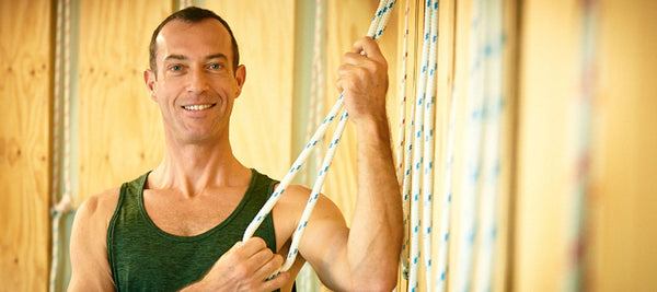West End Yoga Centre, Iyengar Yoga Teacher, Antoine David