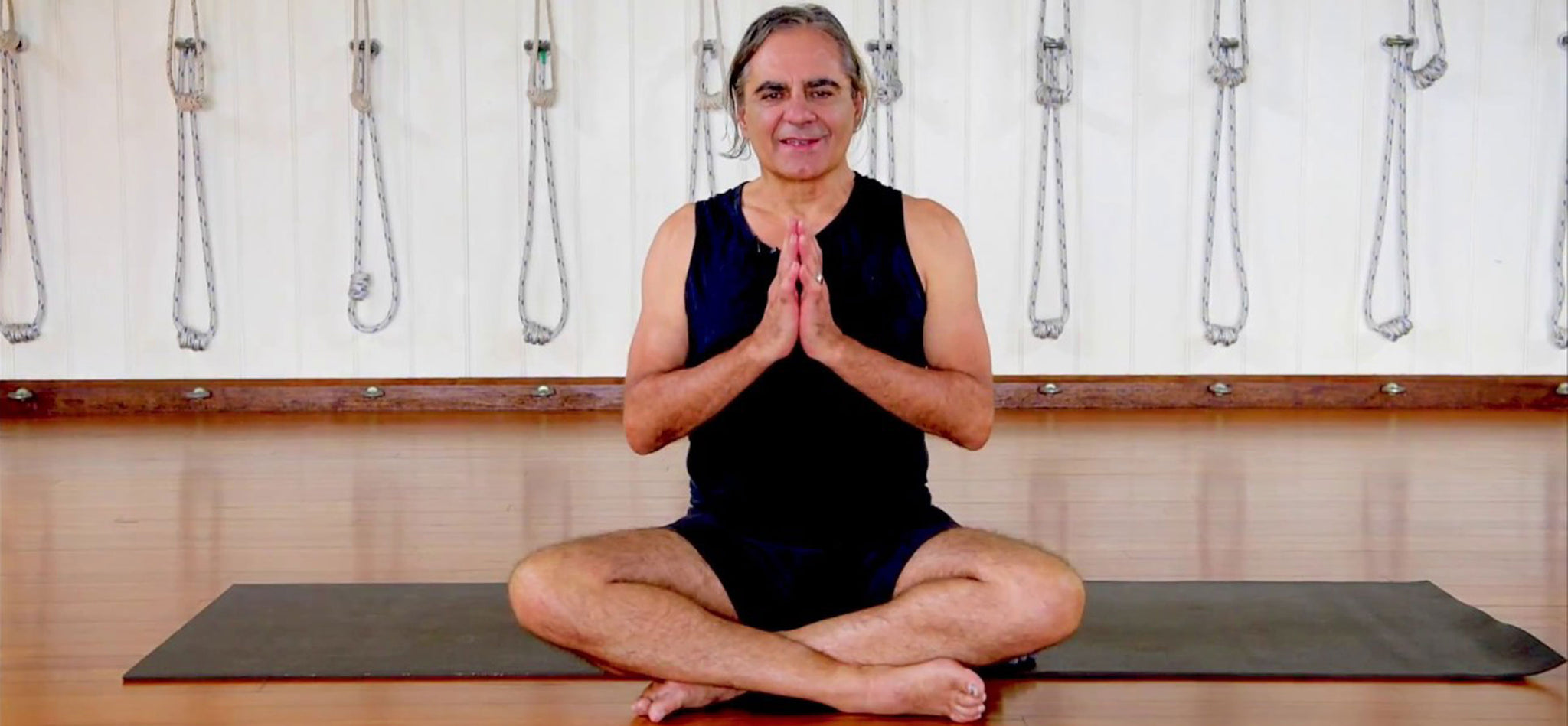 Simon Marrocco, Senior Iyengar Teacher, West End Yoga Centre WEYC Brisbane Australia