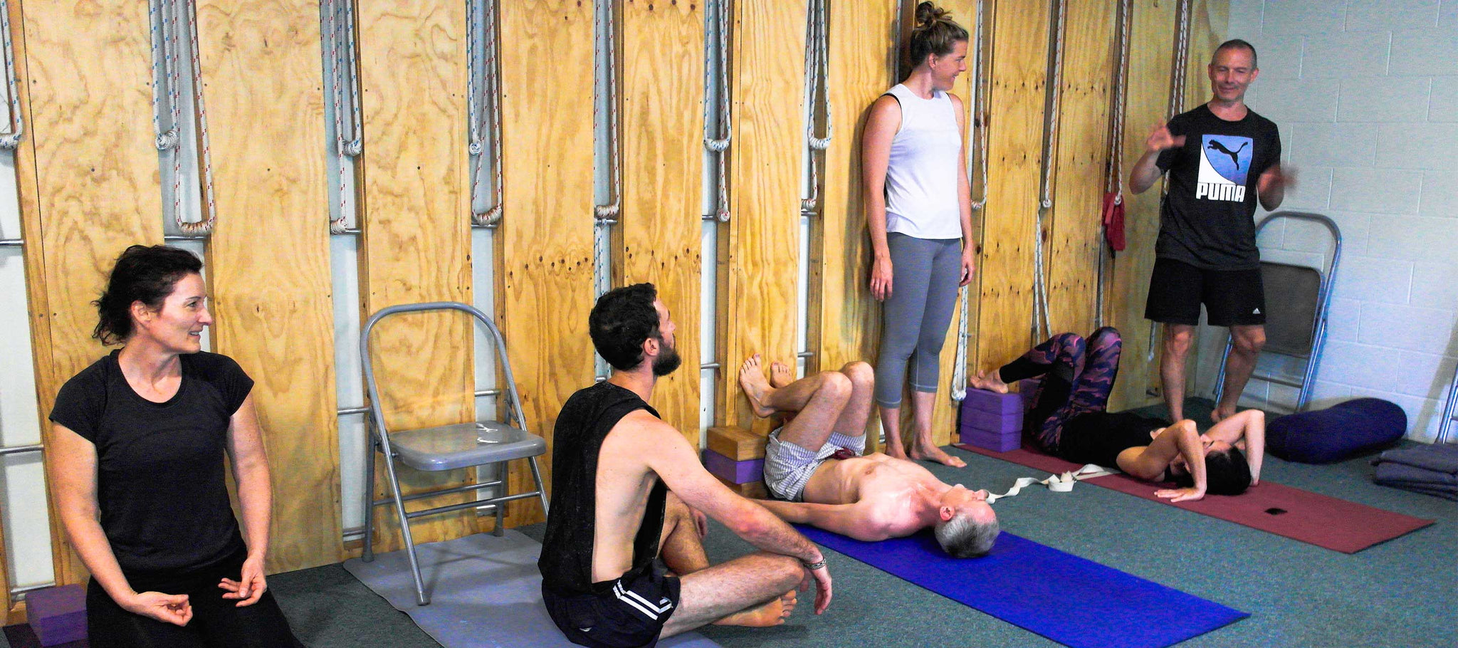 West End Yoga Centre, Iyengar Yoga Teacher, Teacher Training