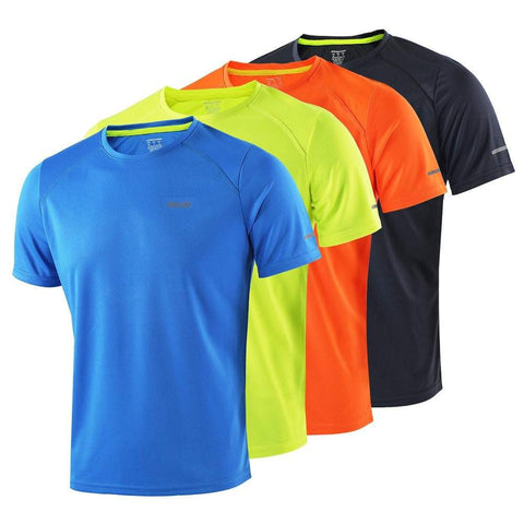 Men's Daily Training Semi-Fitted Shirt