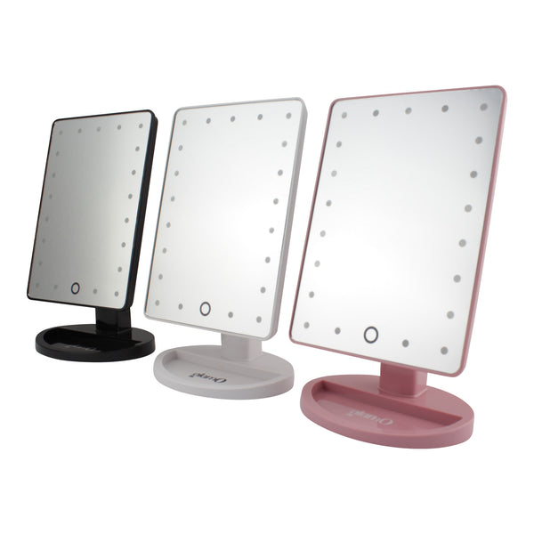Portable Mirrors & Lighting