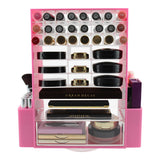 Ultimate Spinning Makeup Tower (PINK)