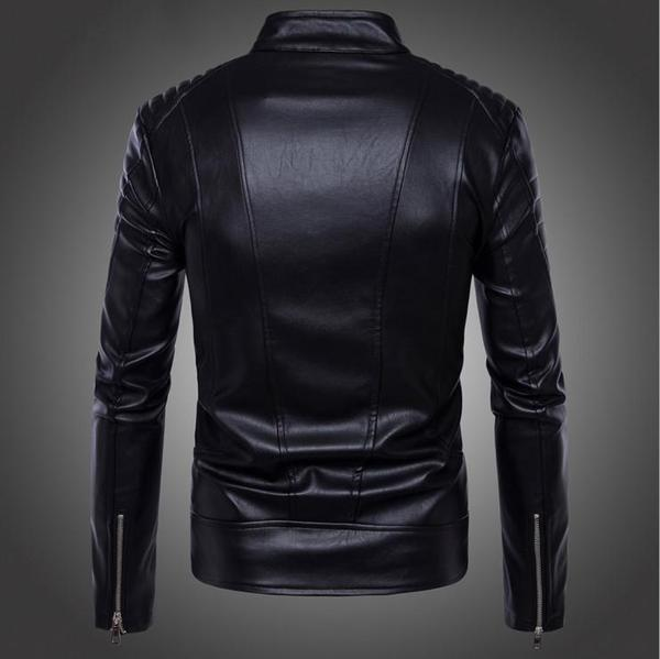 Sleek Men's Jacket