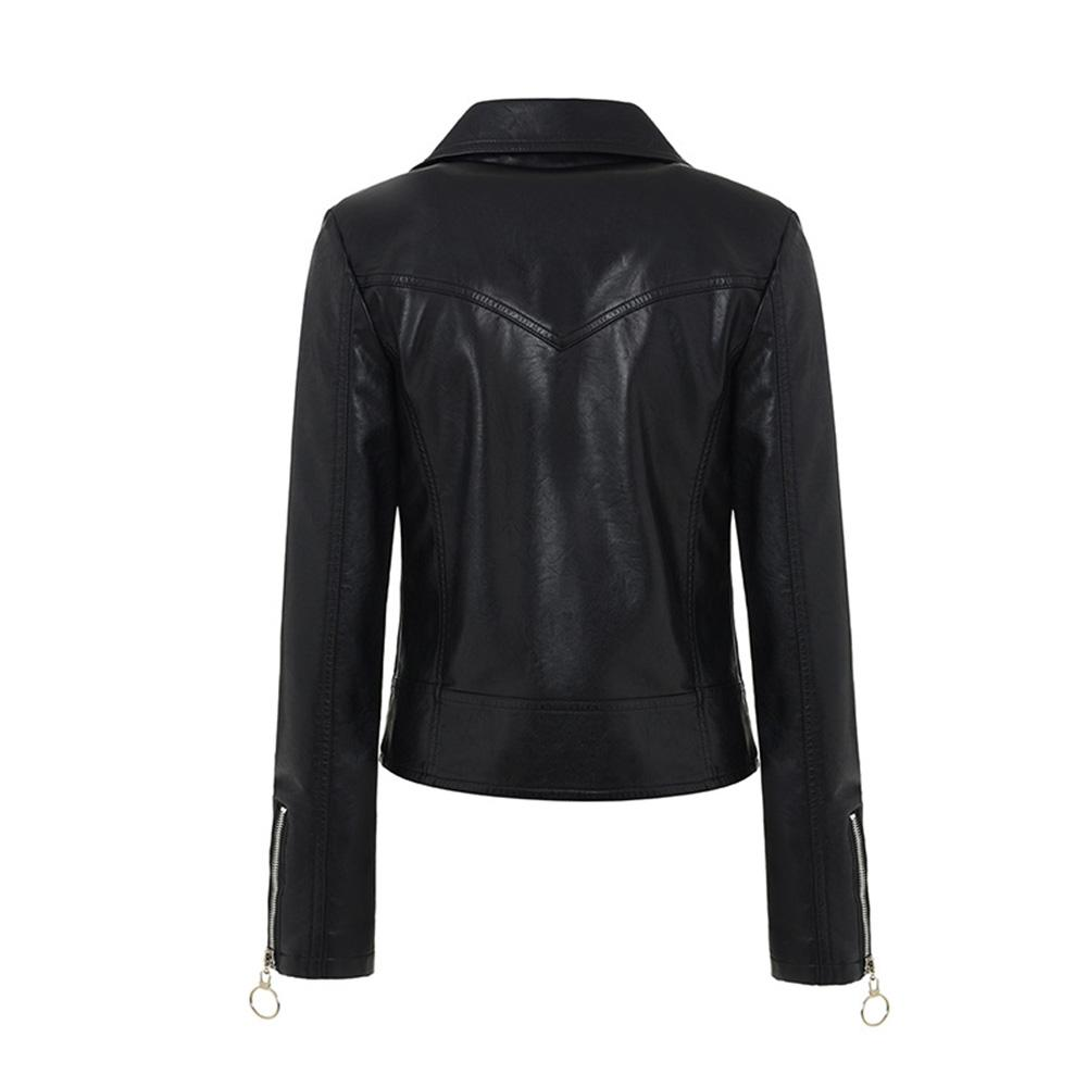 Gothic Leather Jacket