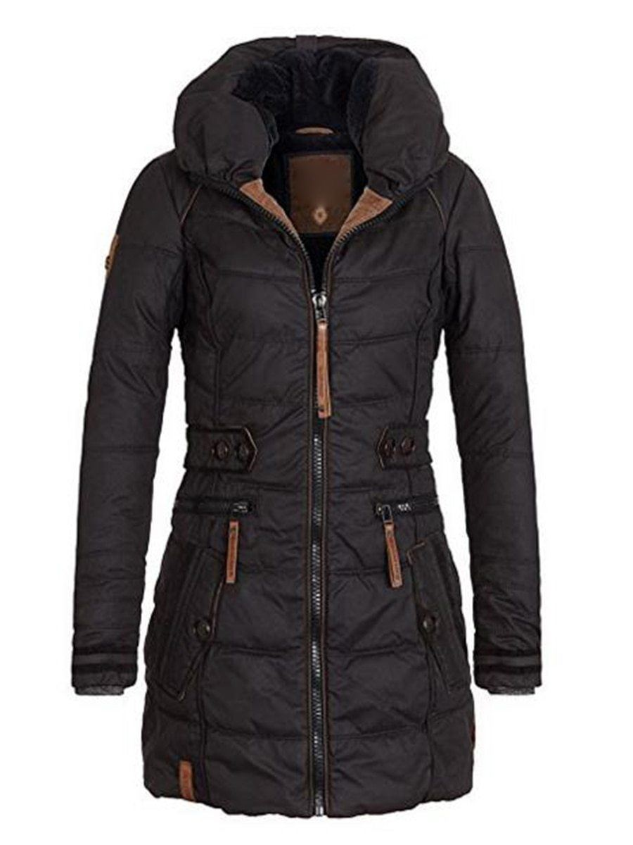 7adb7e2e0f Women's Winter Coat Warm Parka Jacket – Trends Hill