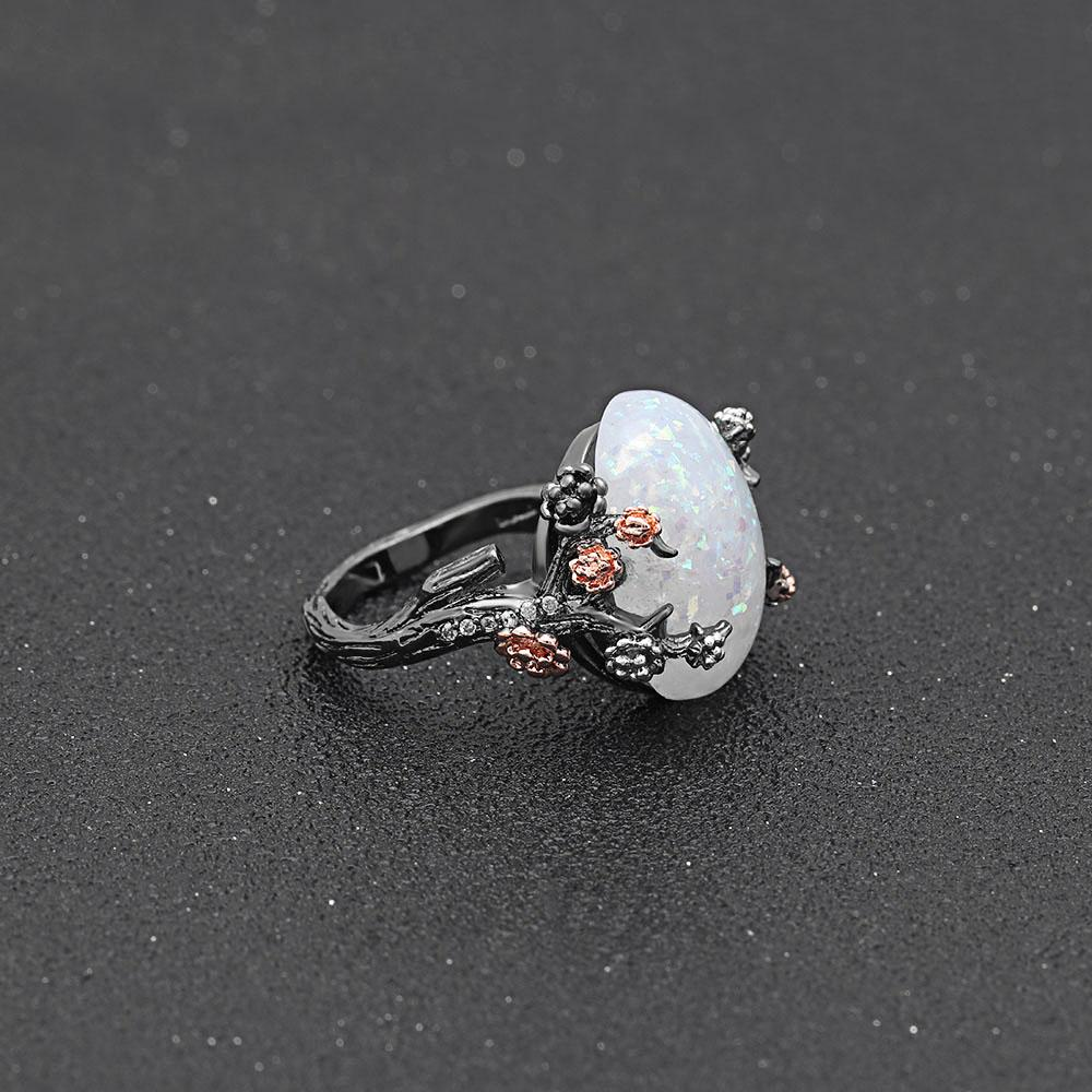 Women's Flower Ring