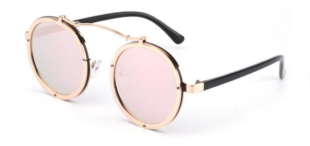 Hot 2017  Unisex Steampunk Sunglasses