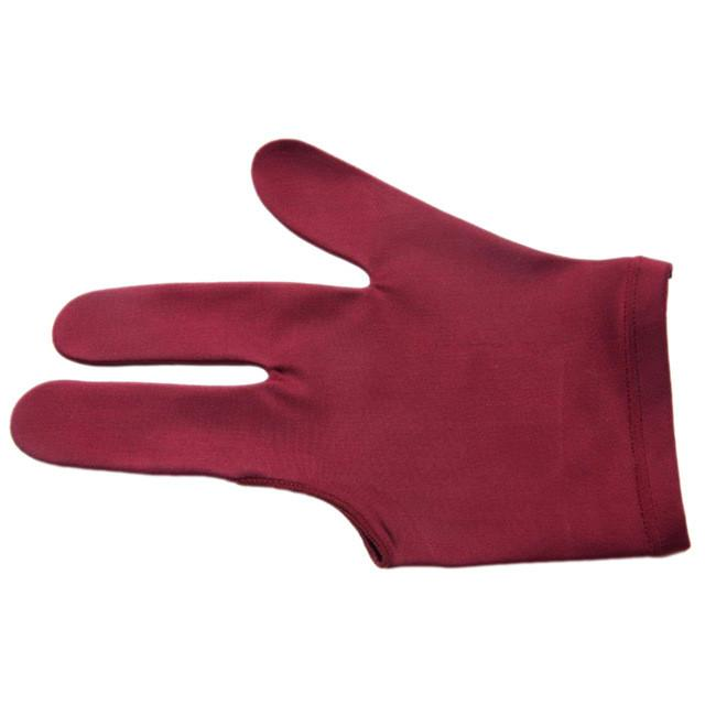 3 Fingers Glove for Billiard