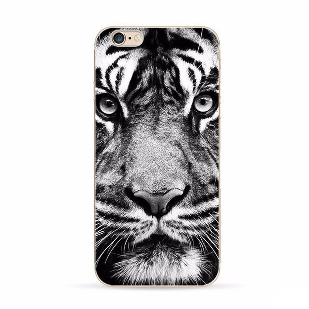 iPhone 6, 6s Tiger Case