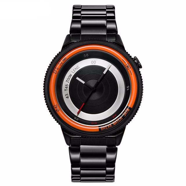 Photographer Series Unisex Wrist Watch