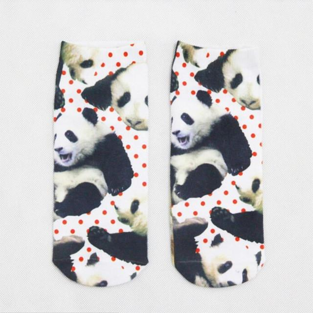 3D Animal Socks