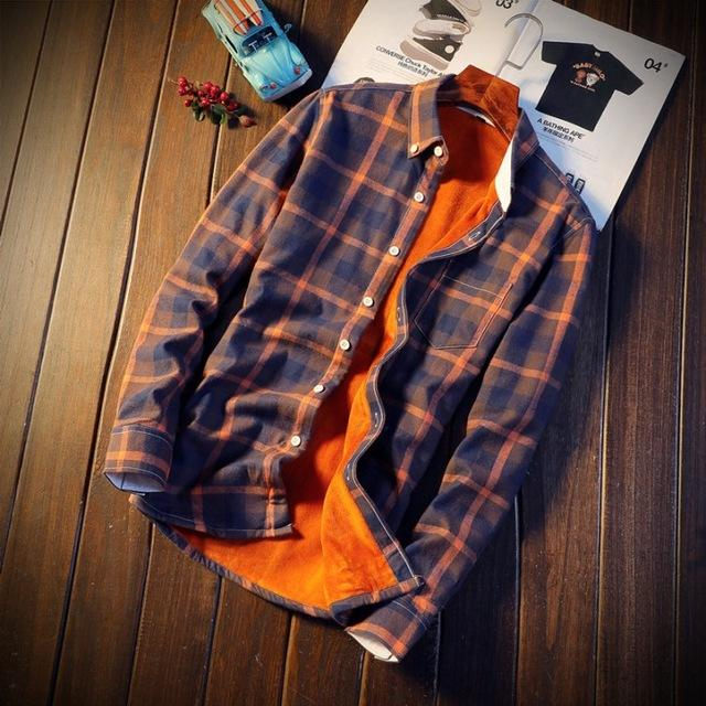 Men's Winter Shirt