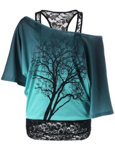 Gothic Lace T-shirt