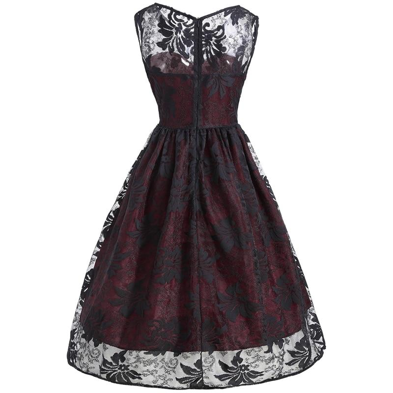 Gothic Lace Dress
