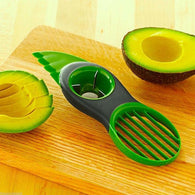 3-in-1 Avocado Pitter Slicer Corer