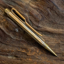 Modern Looking 1950's Mechanical Pencil Tie Clip