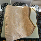 Vintage Brocade Envelope Clutch Purse - Lady Slippers