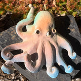 Original Alan & Rosemary Bennett Octopus Wall Sculpture