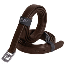 QHP Nylon Reinforced Stirrup Leathers
