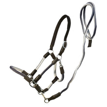 Kavalkade Cavo Rope halter set with Lead